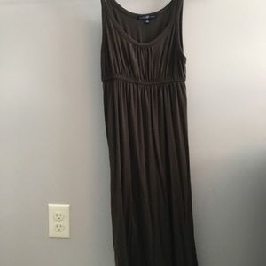 Brown Beach Dress